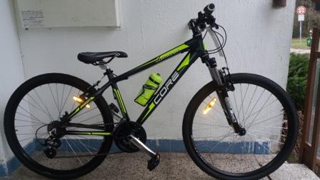 Core Razor juniorské - cyklochodov