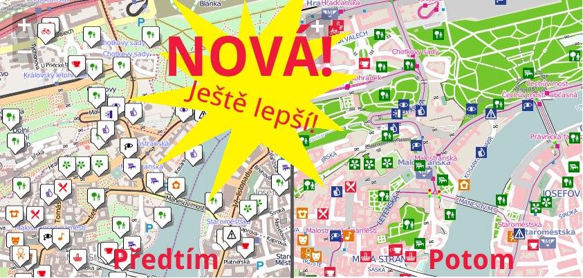 Zelena Mapa Prahy
