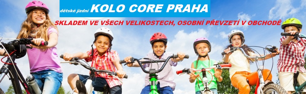 prodej dětských kol Core Praha - kolocorepraha.cz, detskekolocorepraha.cz