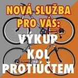 výkup jízdních kol vhotovosti, protiúčtem, vkomisním prodeji - cyklobazar, izerce jízdních kol